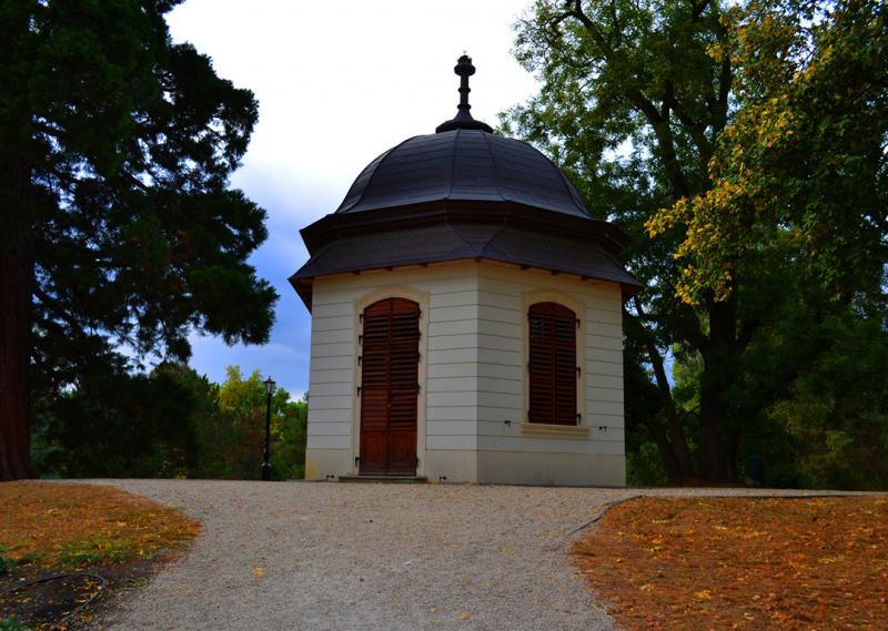 Gödöllő - Grassalkovich-kastély | Kerti pavilon