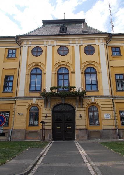 Vác - Püspöki palota