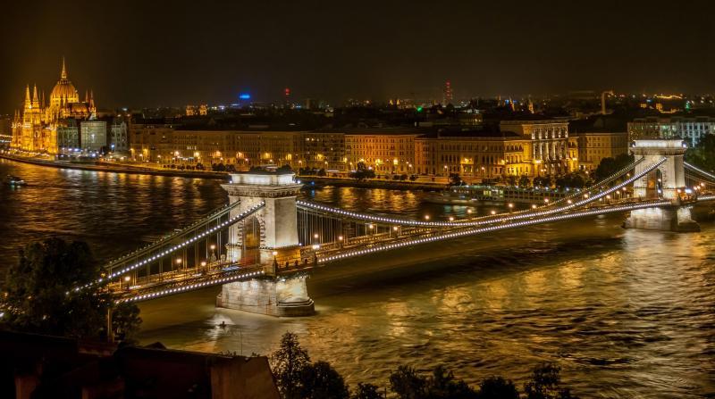 Budapest híd