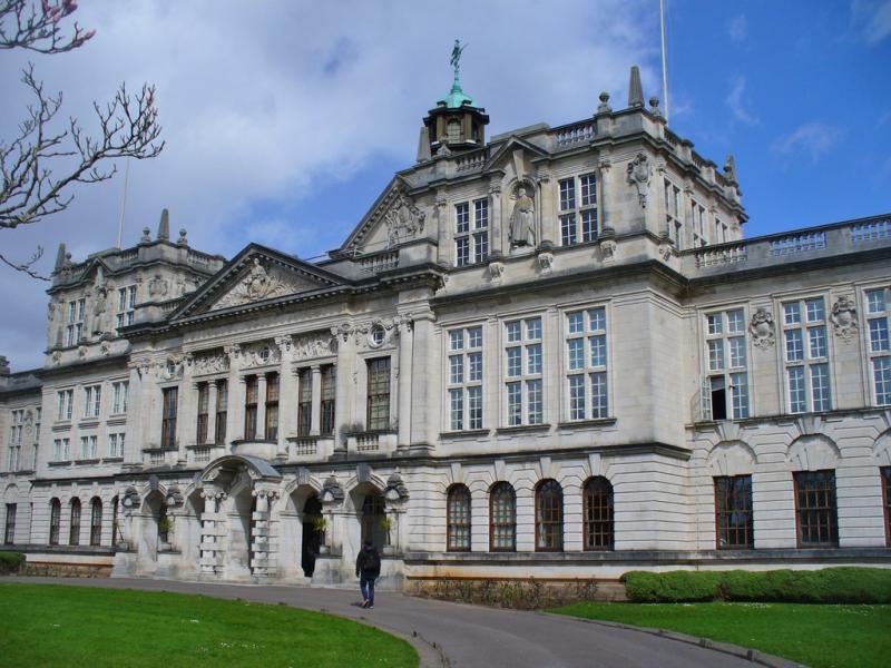 Cardiff - Egyetem