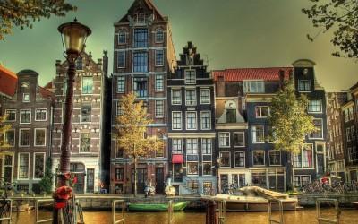 Benelux-államok - végig autóbusszal