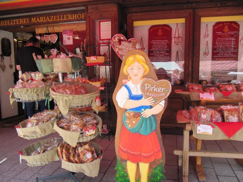 Mária nap Mariazellben