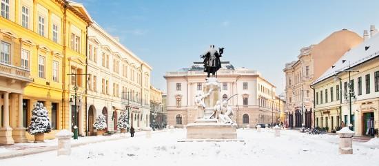 Advent határon innen és túl: Szeged - Szabadka