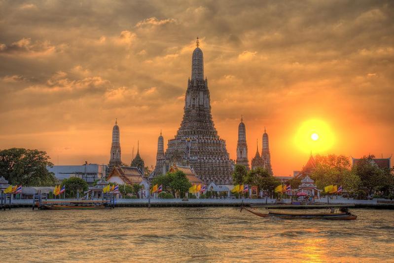Thaiföld körutazás - Tengerparti pihenéssel