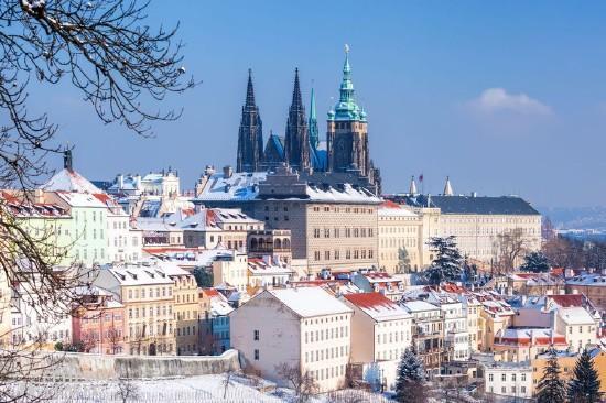 Advent Csehországban