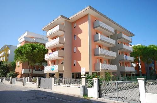 TIEPOLO Condominio - Spiaggia, Bibione
