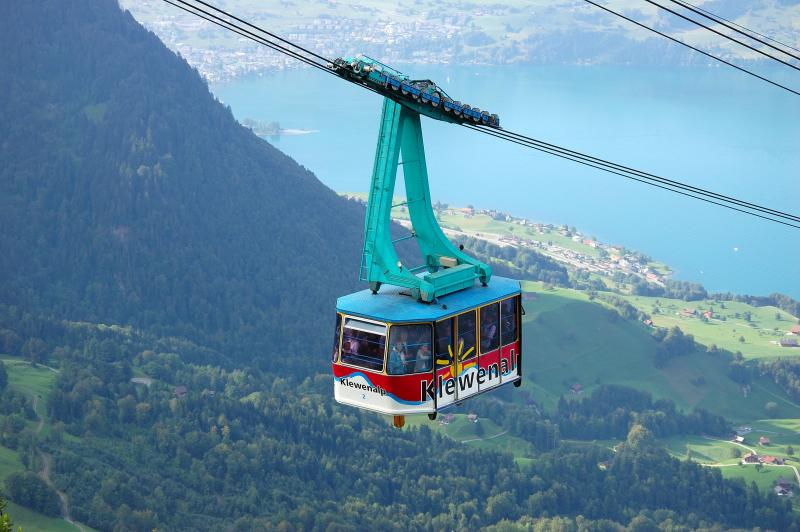 Svájci körutazás