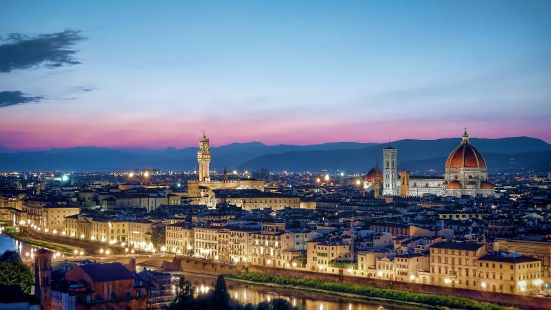 Toscana utazás repülővel|4