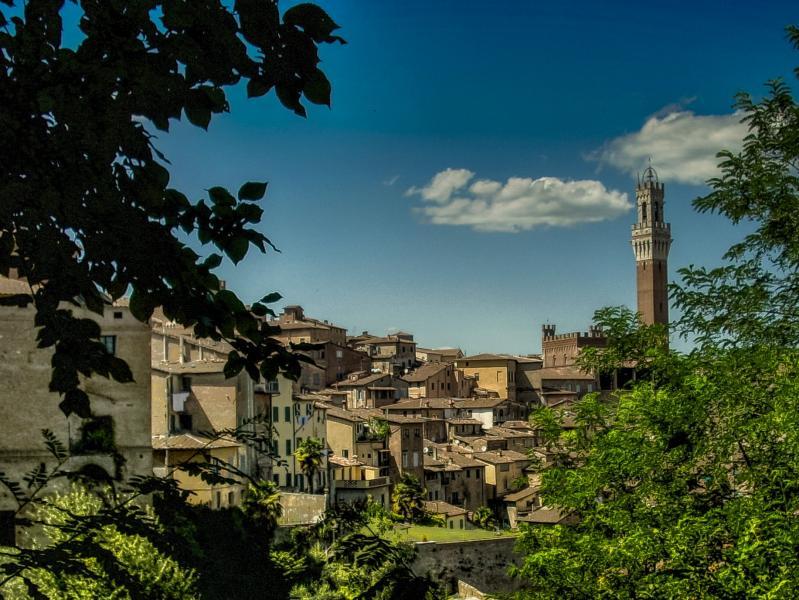 Toscana utazás repülővel|6