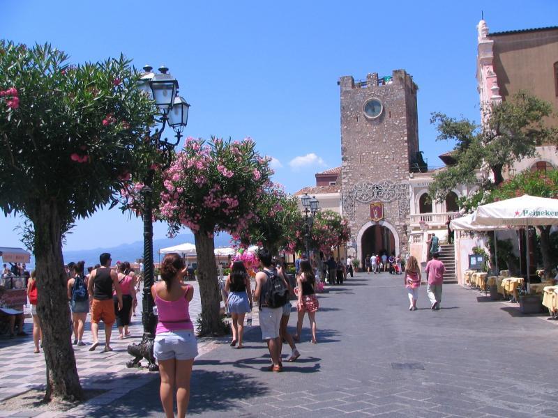 Taormina látványossága|5