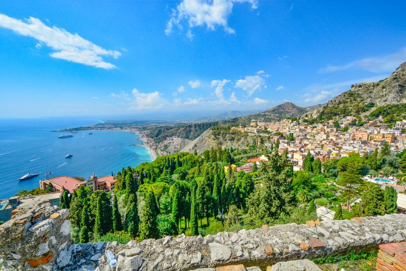Taormina látványossága|6