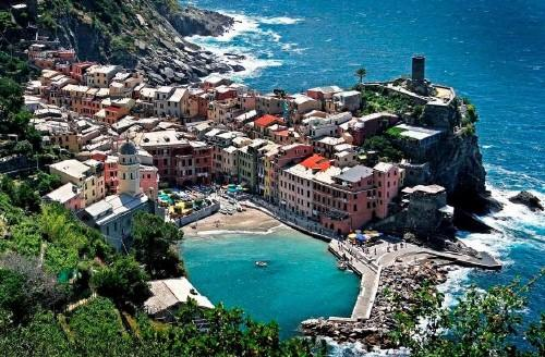 Tavasz Toszkána, Elba-sziget, Cinque Terre, Firenze, Siena, S.Gimignano