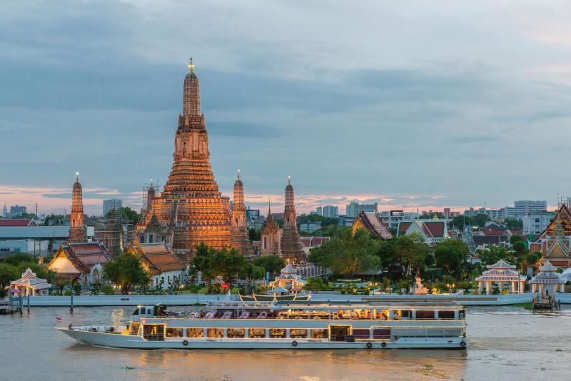 Bangkok és Angkor felfedezése, pihenéssel Koh Chang trópusi szigetén