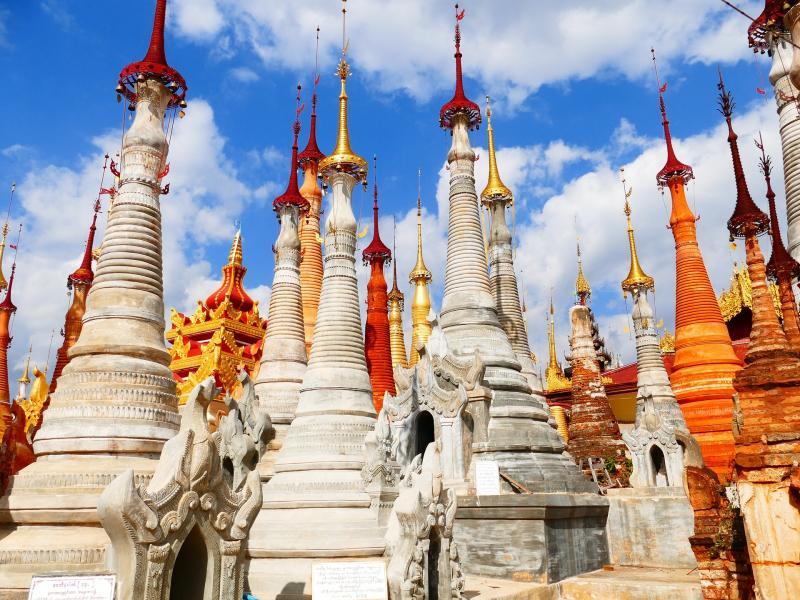 Nagy Burma körutazás tengerparti pihenéssel