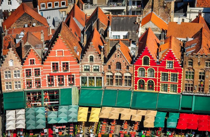 Tavaszi körutazás a Benelux államokban