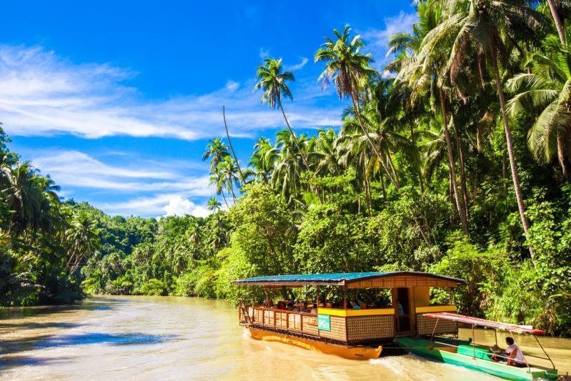 Nagy Fülöp-szigetek körutazás pihenéssel Boracay szigetén