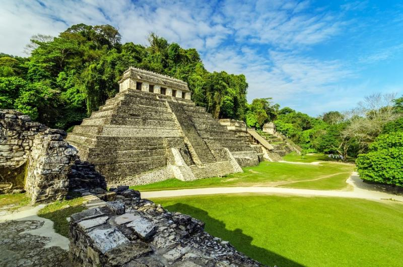 Maja emlékek nyomában Mexikóban - csoportos körutazás