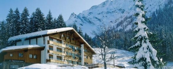 IFA Alpenrose Hotel ***+ - Mittelberg