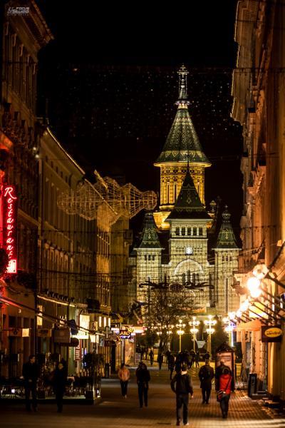 Adventi fények Romániában|2