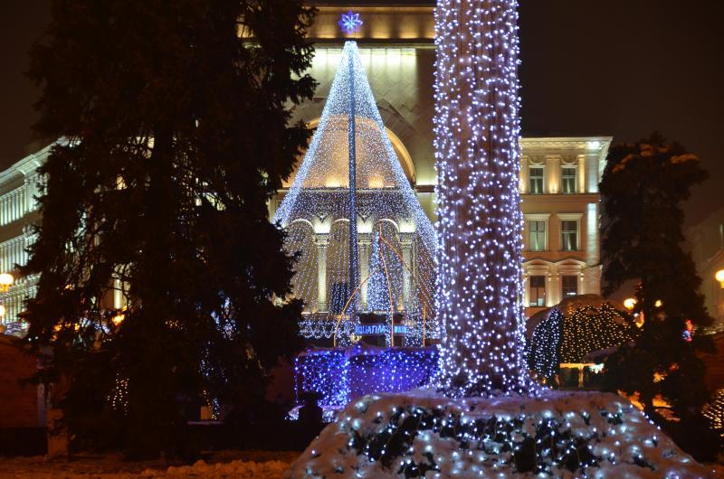 Adventi fények Romániában|6