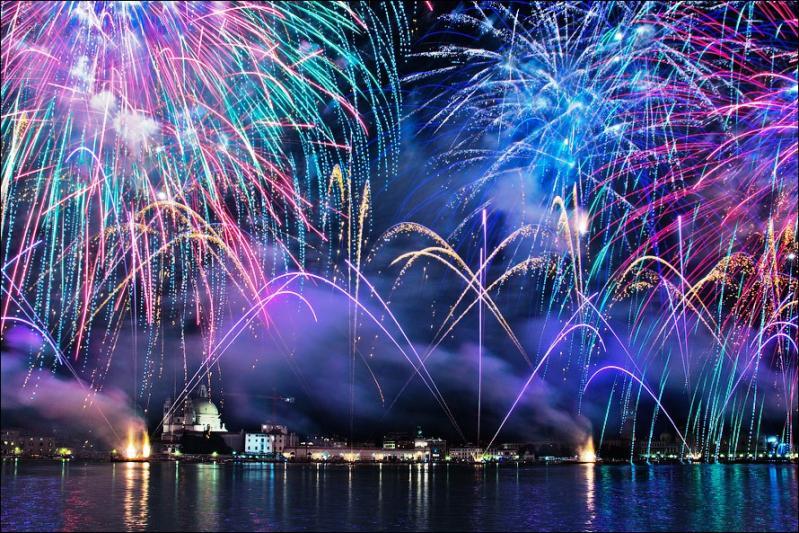 Velencei tűzijáték