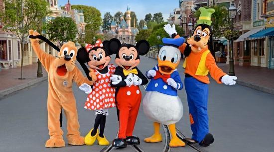 Disneyland csoportosan párizsi városnézéssel (szeptember 16)