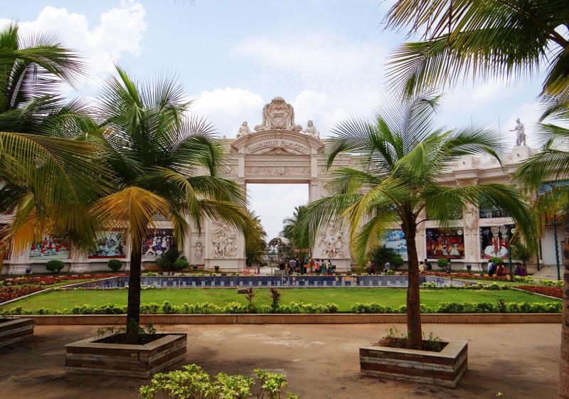 Dél-India látványosság|7