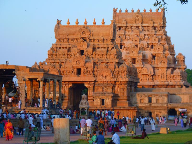 Dél-India látványosság|9