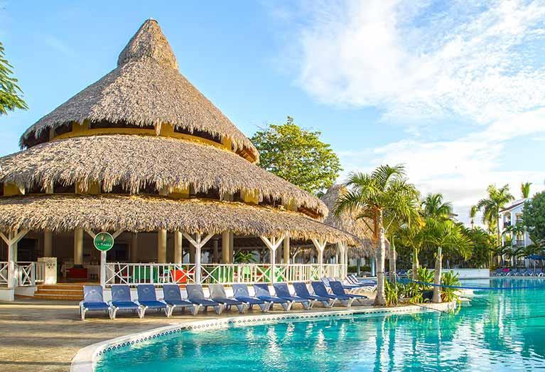4*-os üdülés Boca Chica partjain