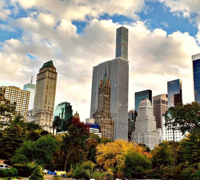 Őszi kiruccanás New Yorkba