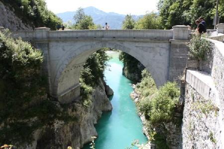 Olasz-szlovén kiskörút I. világháborús emlékekkel