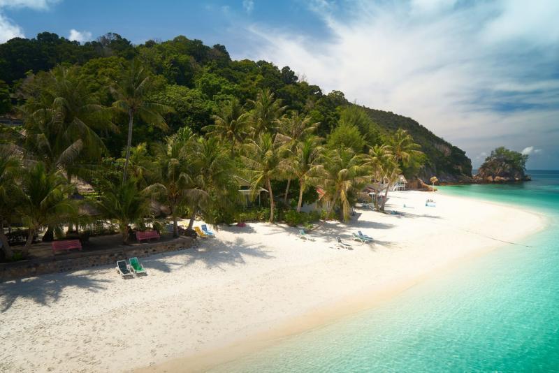 Pihenés Tioman trópusi szigetén Kuala Lumpur-i és szingapúri látogatással