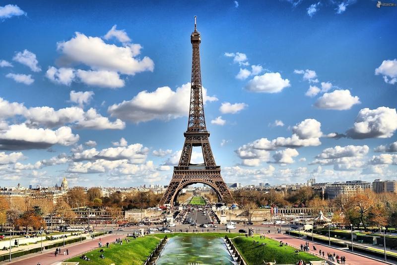 Párizs repülővel-5