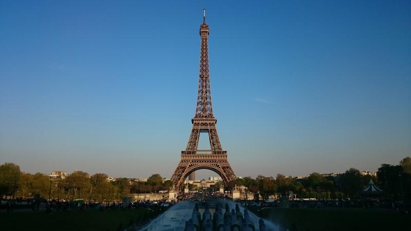 Párizs repülővel-3