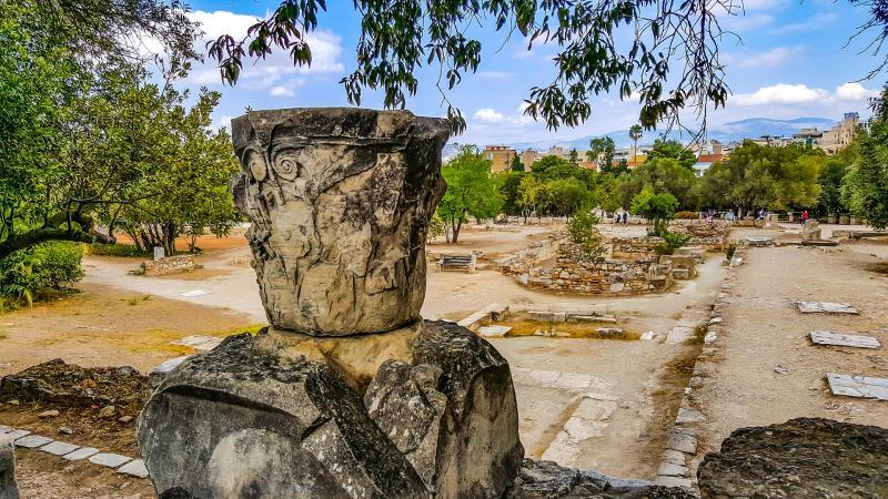 Athén látképe|5