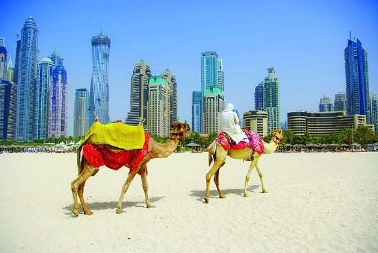 Tavaszi szünet az Emirátusokban - Csoportos körutazás tengerparti pihenéssel