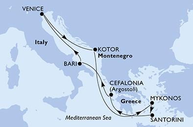 Csoportos hajóút - Kelet mediterrán kalandok a májusi hosszú hétvégén
