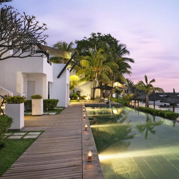 Mauritius - Récif Attitude Hotel *** (Egyéni) ***+