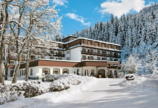 Alpenhotel Weitlanbrunn ****