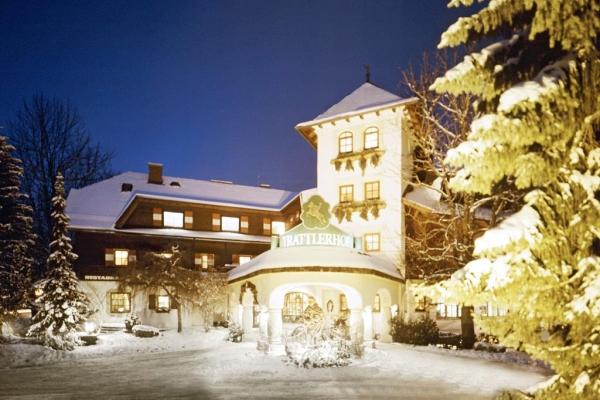 Hotel Trattlerhof **** - Bad Kleinkirchheim