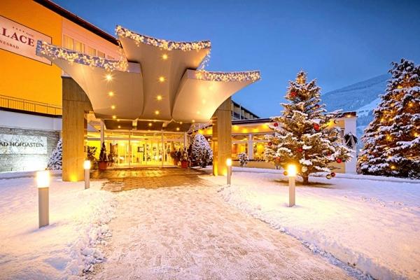 Johannesbad Hotel Palace **** - Bad Hofgastein