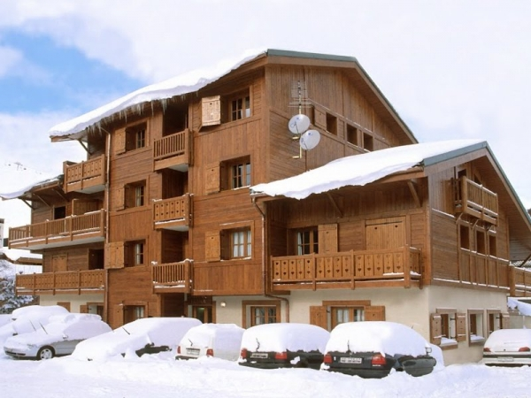 Residence Alpina Lodge (Les Alpes 1650) ***