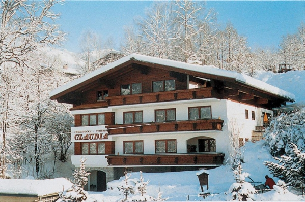 Pension Claudia ***+ - Zell am See / Thumersbach