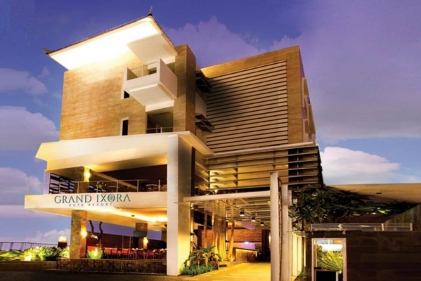 Hotel Grand Ixora Resort **** Kuta