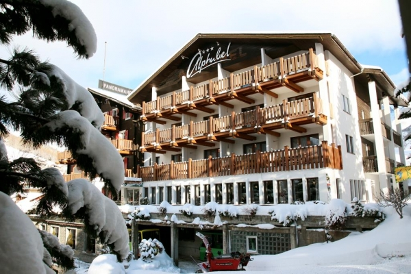 Swiss Family Hotel Alphubel *** - Saas-Fee