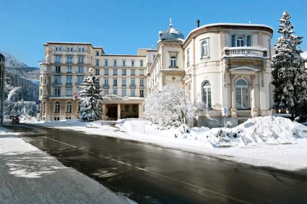 Hotel Reine Victoria **** - St. Moritz