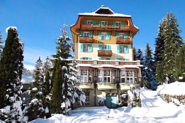 Hotel Belvedere *** - Wengen
