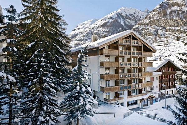 Hotel Holiday ***+ - Zermatt