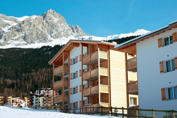 Appartements Surses Alpin ****