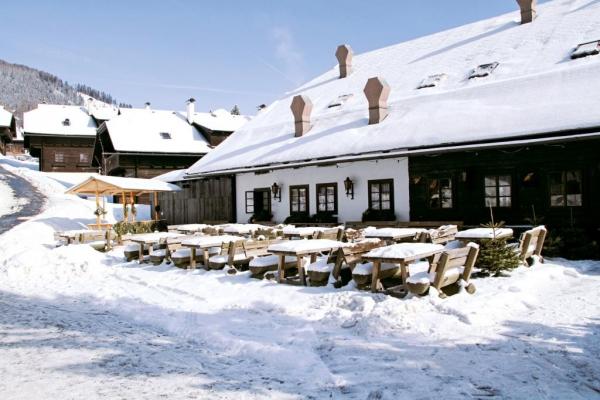 Kirchleitn Dorf Großwild *** - Bad Kleinkirchheim